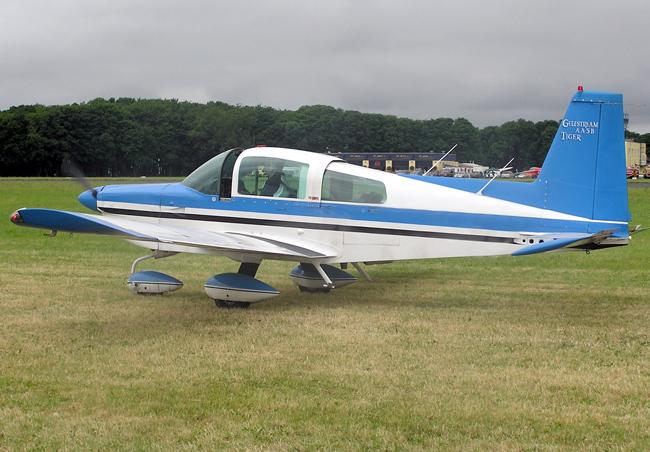 3. Grumman Tiger AA5B