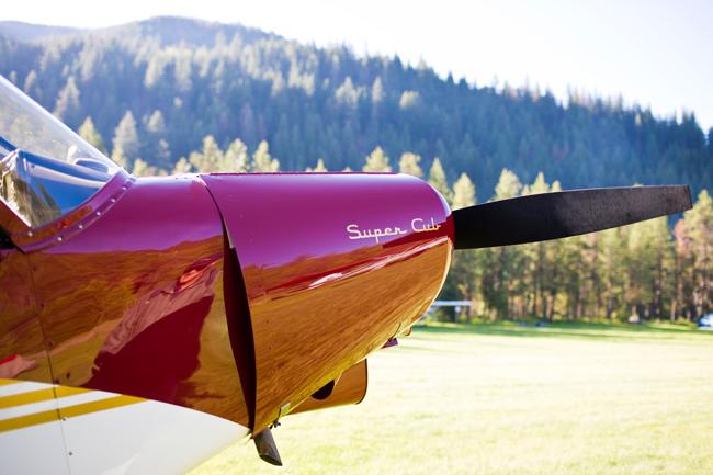 2. Piper Super Cub PA-18-150