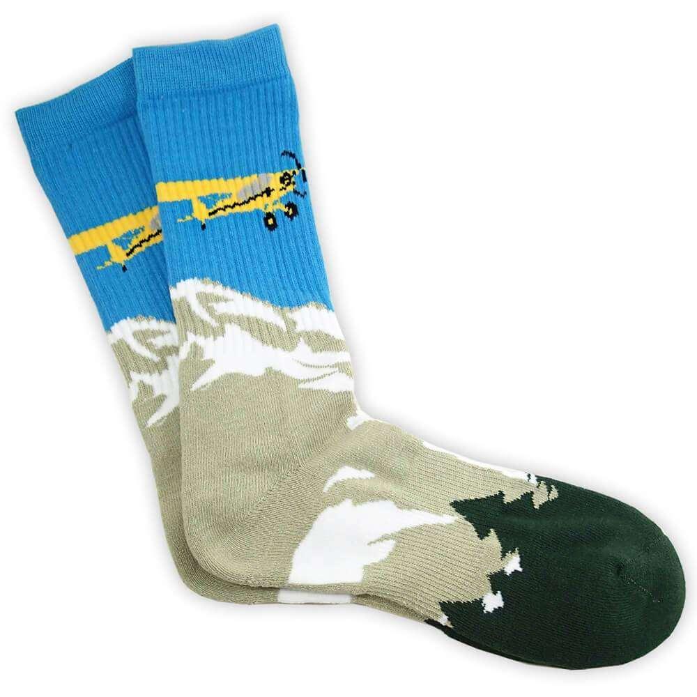 Bush Pilot Premium Crew Socks