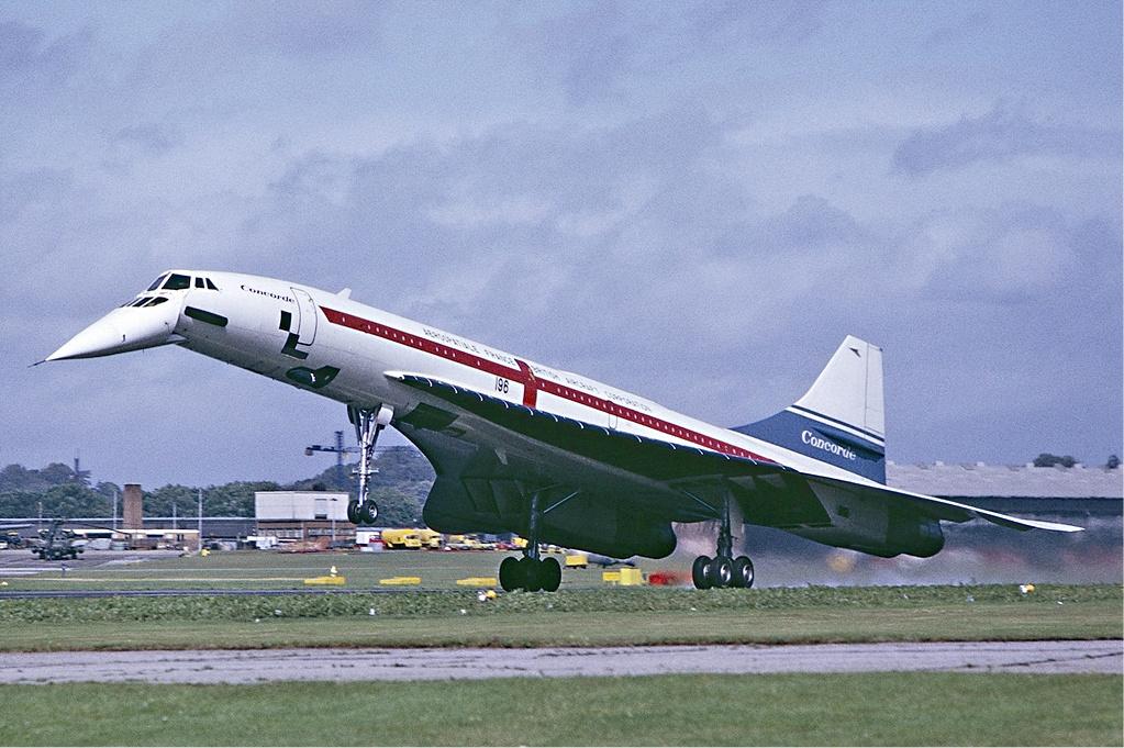 10. Concorde