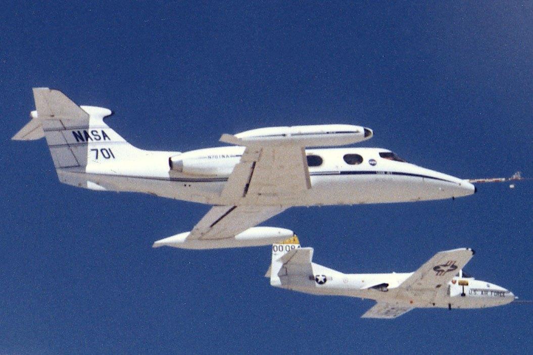 Learjet Model 23