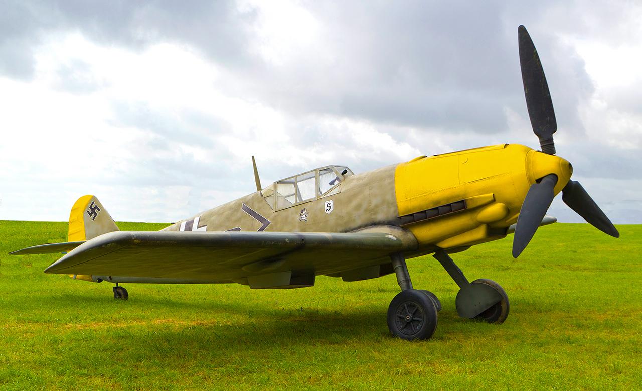 Messerschmitt Me-109