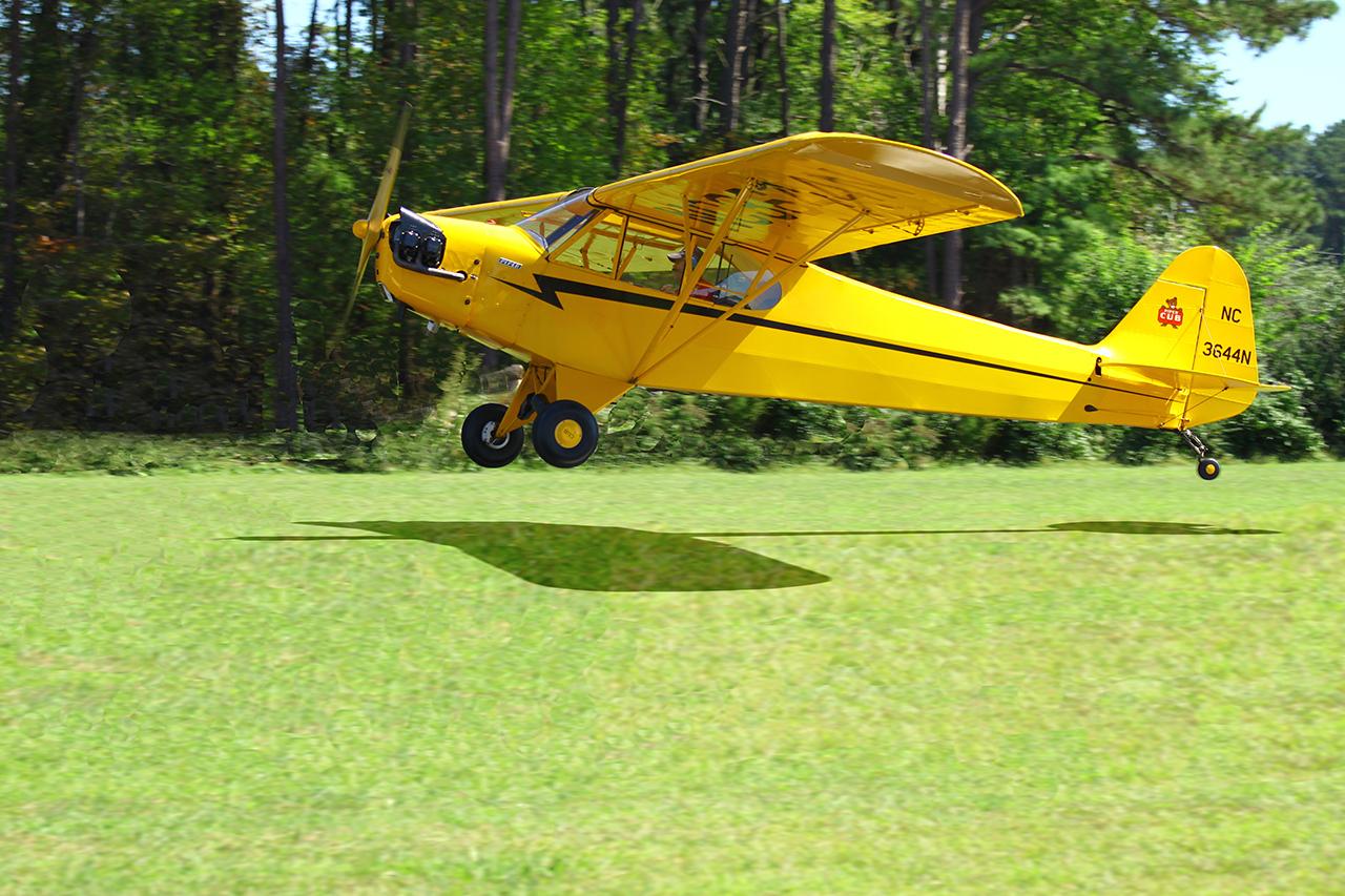 2. Piper Cub