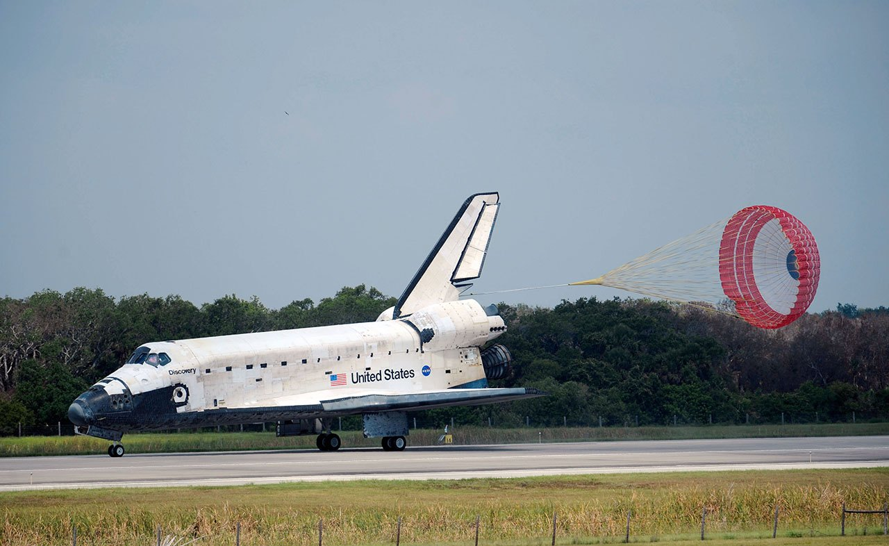 7. Space Shuttle