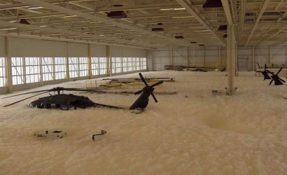 These Aircraft Were Covered In A Sea Of Fire Retardant Foam: What Happened Next?