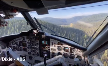 Video: Just Wow, Backcountry Flying In A Twin Otter
