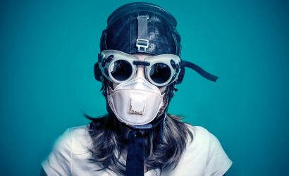 Plane & Pilot Survey: Should Pilots Wear Masks?
